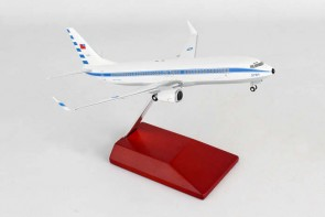 ROCAF Boeing 737-800W China Air Force Reg# 3701 Hogan HG10161GRMU Scale 1:200
