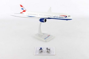 British Airways 787-9 Reg# G-ZBKA Gears & Stand Hogan HG10451G 1:200