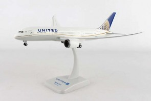 United Boeing 787-8 Reg# N28912 Dreamliner with Gears HG10611G 1:200