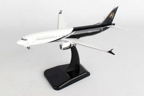 Boeing Business Jet 737 Max 8 Hogan w/Gears HG10802G Scale 1:200