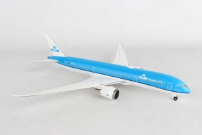 KLM Boeing 787-9 Dreamliner Reg# PH-BHF Ground Straight Wings no Stand HG10833G Scale 1:200