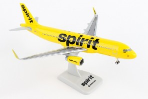Spirit Airlines Airbus A320  Gears & Stand HG11229 Hogan scale 1:200