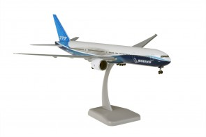 House Boeing 777-300ER 2019 livery stand & gears Hogan HG11472G scale 1:200