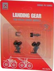 Landing Gear for Hogan Wing Models Boeing B767 HG5255 Scale 1:200