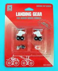 Landing Gear for Hogan Wing Models Boeing B787-8 HG5323 Scale 1:200