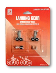 Landing Gear for Hogan Wing Models Airbus A300 HG5347 Scale 1:200