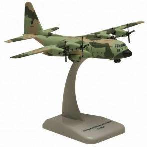 Royal Australian Air Force C-130h RAAF Hercules Hogan HG5583 Scale 1:200