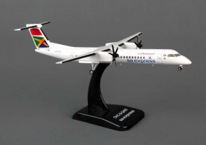 South Africa Express Q400 Reg# ZS-YBY, HG5651 1:200