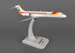 """Iberia MD-87 Reg# EC-FHD """"Ciudad de Leon"""" Hogan models HG5705 1:200"""