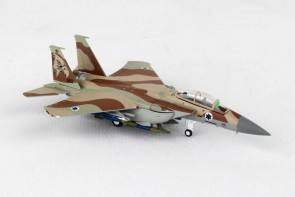 Israeli air force F-15I No261 69 Squadron Hammers Die Cast Hogan HG60166 1:200