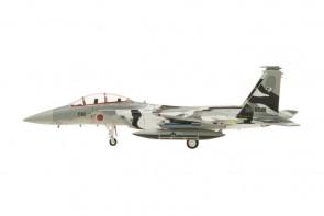 JASDF Japan F-15DJ Year 2009 Black 32-8061 Die Cast Hogan HG60203 Scale 1:200