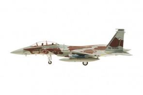 JASDF Japan F-15DJ Year 2010 Brown 92-8068 Die Cast Hogan HG60210 Scale 1:200