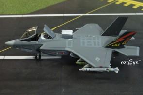 VSTOL US Marines F-35b BF-01 Open Canopy Die cast HG60289 Hogan 1:200