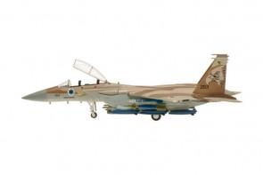 HOGAN ISRAELI AIR FORCE F-15I 1/200 NO 263 79 SQN HAMMERS HG60364 1:200