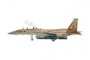 HOGAN ISRAELI AIR FORCE F-15I 1/200 NO 269 69 SQN HAMMERS HG60371 1:200