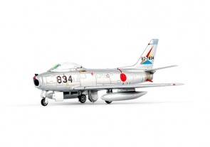 ASDF Japan F-86F Sabre Hqfg Hogan HG7686 Scale 1:200