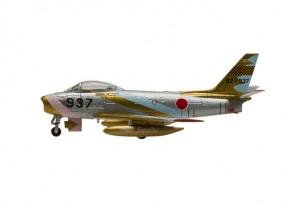 JASDF F-86F-40 1/200 Blue Impulse Leader 92-7937