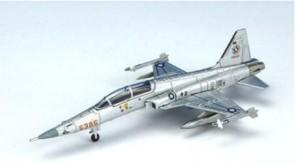 Rocaf F-5F Silver, China HG7952 Hogan 1:200