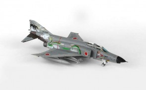 F-4EJ Kai (Japanese Phantom II) Die Cast Metal Hogan HG80010 Scale 1:80