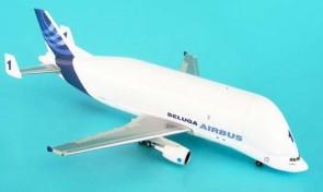 Beluga #1 Airbus A300-600ST F-GTSA W/Stand Hogan HG8171 Scale 1:500