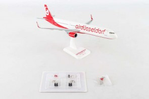 Air Berlin Airbus A321S Sharklets Gears & Stand by Hogan HGAB08 Scale 1:200