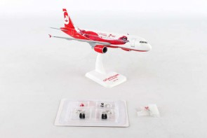 Air Berlin Airbus A320 Gears & Stand by Hogan HGAB09 Scale 1:200