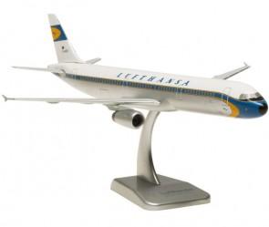 Hogan Lufthansa Airbus 321 Retro Reg# D-AIDV No Gear HGLH25 Scale 1:200