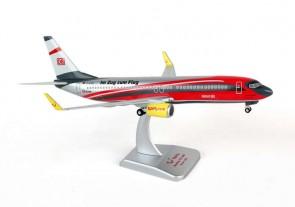 Tulfly 737-800 White head Reg# D-ATUC Hogan HGTF02 1:200