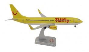 Tulfly 737-800 Yellow Reg # D-ATUG Hogan HGTF03 1:200