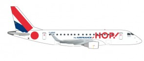 Hop by Air France Embraer E-170 registration F-HBXE Herpa 562621 scale 1:400