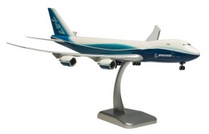 House Cargo Boeing 747-8F with gears & stand Hogan HG3664GR scale 1:200
