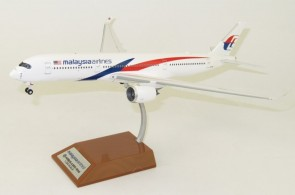 Malaysia Airbus A350-900 registration 9M-MAB stand JC Wings LH2MAS117 scale 1:200