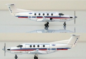 Hogan Royal Australia Flying Doctor PC-12 1/150 VH-NWO