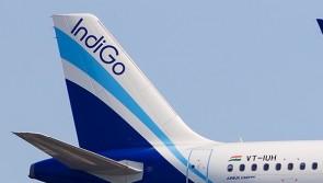 Indigo Airlines Airbus A321-200NX 1000th neo VT-IUH JC Wings JC4IGO480 scale 1:400