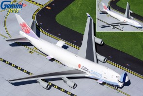 Interactive Doors China Airlines Cargo Boeing 747-400F B-18710 Gemini200 G2CAL929 scale 1:200