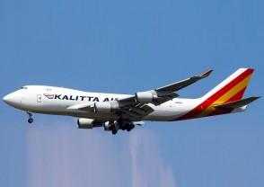 Interactive Kalitta Air B747-400F N403KZ JC Wings LH4CKS263C scale 1:400