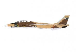 Iran IRIAF F-14A Tomcat 82nd TFS Khatami AB Iran 1987 Hobby Master HA5236W scale 1:72