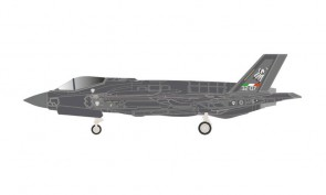Italian Air Force F-35A Lightning II 32 Stormo (Wing), 100TH Anniversary Herpa 571371 scale 1:200