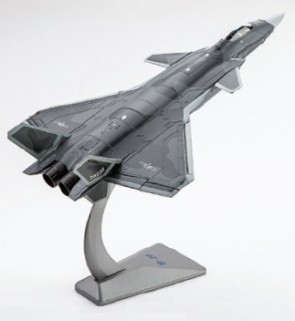 J-20 Mighty Dragon Chinese Air Force die-cast AirForce1 model AF1-0165 scale 1:72