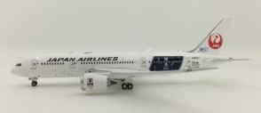 JAL Japan  Boeing 787-9 JA841J Spirit of Victory Phoenix 04251 scale 1:400