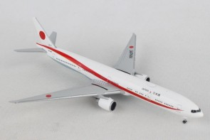 Japan Air Self Defence Force Boeing 777-300ER 80-1111 JASDF Herpa 532778 scale 1:500
