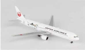 "Japan Airlines JAL ""Suica Penguin Jet"" Boeing 767-300ER Reg# JA659J Phoenix 11308 Scale1:400"