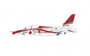 JASDF Kawasaki T-4 Trainer Ashiya Special 2016 Hobby Master HA3905 scale 1:72