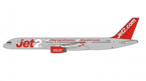 "Jet2 Boeing 757-200 G-LSAA ""Great Package Holidays Great Times"" NG Model 53126 scale 1:400"