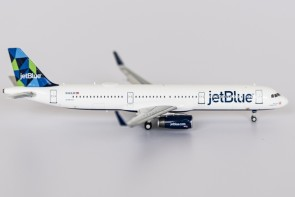 JetBlue Airbus A321-200 sharklets N948JB die-cast NG Models 13013 scale 1:400
