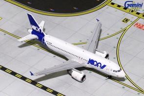Joon (Air France) Airbus A320-200 F-GKXN Gemini Jets GJJON1764 scale 1:400