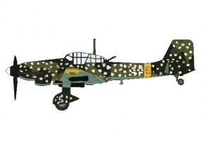 Ju 87D-3 Stuka Eastern Front WWII  Hobby Master HA0133 scale 1:72
