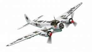 Junkers Ju88 Russia December 1941 Operation Barbarossa Air War Corgi CG36713 scale 1:72