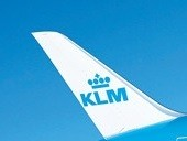KLM Boeing 787-9 Reg# PH-BHF gears ground, straight wings HG10833G Scale 1:200