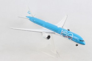 KLM Boeing 787-10 PH-BKA 100 Years large logo Dreamliner Herpa 570589 scale 1-200